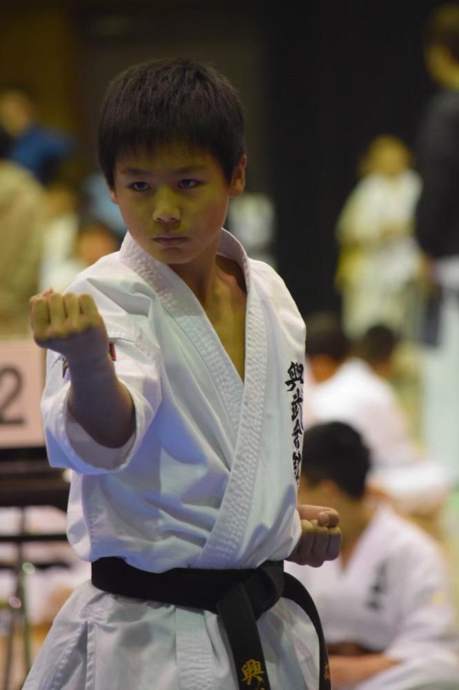 九州空手道 型 選手権大会